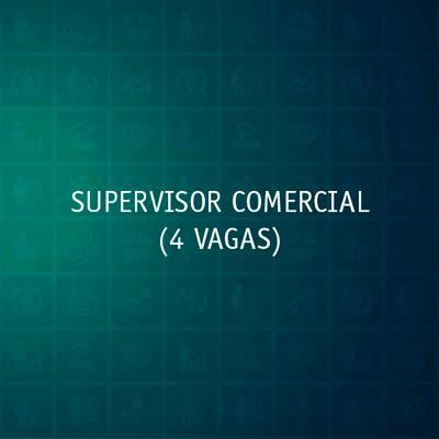 SUPERVISOR COMERCIAL